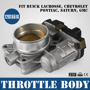 New Gm Oe Acdelco New Throttle Body Position Sensor Chevy 5 3l 6 0l Top
