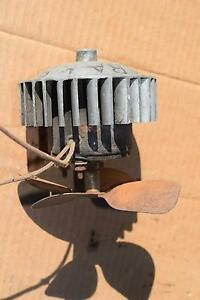 Vintage Studebaker Blower Fan Assembly Bench Tested And Working