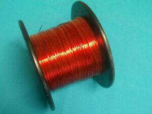 Magnet Wire 22 Awg Gauge Enameled Copper About 2 Lb Coil Winding