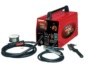 Lincoln Welder Electric Wire Feed Welder Mig 1 Contact Tip Portable