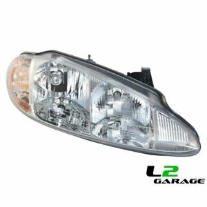 Fits Dodge 02 04 Intrepid Headlight Head Lamp Assembly Rh Right Passenger Side