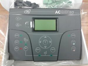 New Cre Acgen2 0 Generator Auto Start Controller With Remote Start stop