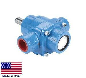4 Roller Pump Commercial 7 Gpm 150 Psi 2500 Rpm