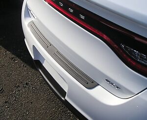 Rear Bumper Top Surface Protector Cover Fits 2013 2016 13 14 15 16 Dodge Dart