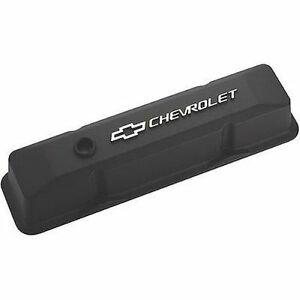 Proform 141 119 Die cast Aluminum Valve Covers For Small Block Chevy