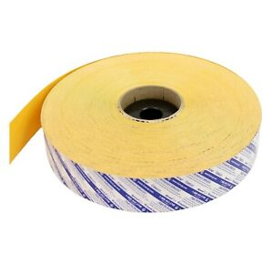 Fastcap 01053 Fastedge 2 inch By 250 feet Solid Yellow Ez stripe