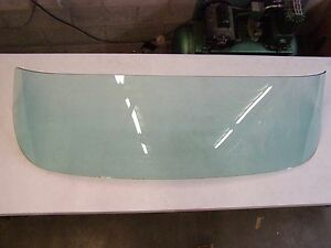 Nos Oem Ford 1952 1953 1954 Mercury Back Glass Rear Window Custom Sedan Monterey