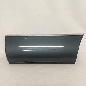 Lexus Ls400 Left Rear Door Moulding 1995 1996 1997 1998 1999 2000 Oem