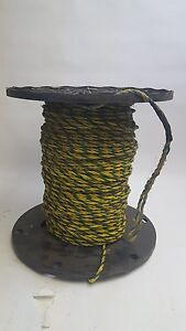 Greenlee 412 Pull Rope 1 4 Inch X 250 Ft 1130lb Breaking Strength Polypropylene