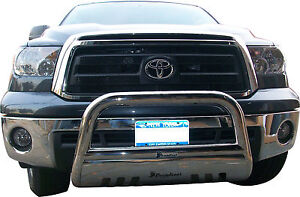 Broadfeet Front Bull Bar Bumper Guard Protector For Toyota Tundra 2008 2017 Sst