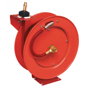 New Lincoln 3 8 50 Air Hose Reel 83753