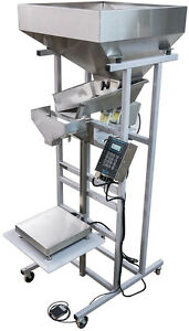 Bap Weigh Fill Machine Bulk Scale Up To 50 Lbs