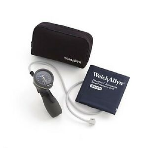 Welch Allyn Trigger Aneroid Blood Pressure Cuff 5098 27 Ds66 Nib