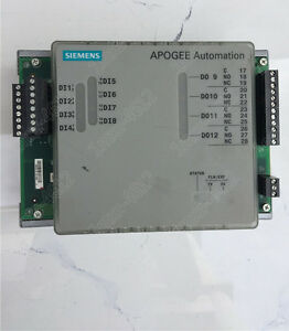 1pc Used Ag 8256 Siemens Building Controller Frequency Converter