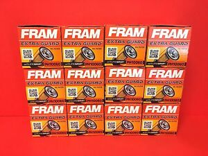 New Case Of 12 Fram Ph10060 Engine Oil Filter Engine Oil Filter High Quality