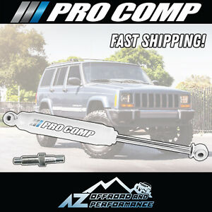 Pro Comp Single Es2000 Steering Stabilizer Kit 84 01 Jeep Cherokee Xj Mj 219200