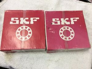 Lot Of 2 Skf 51218 J Thrust Ball Bearing New Old Stock Made In Germany