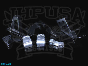 Hasport K series Engine Lean Mount Kit 94 01 Integra Dc 92 95 Civic Eg K20 K24