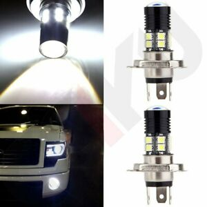 High Power H4 9003 Hb2 Cree Led Bulb High Low Beam Headlight Motorcycle Led