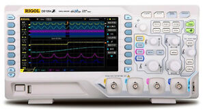 Rigol Ds1054z Digital Oscilloscope 4 Analog Channels 50mhz 1gs s 12mpts Memory