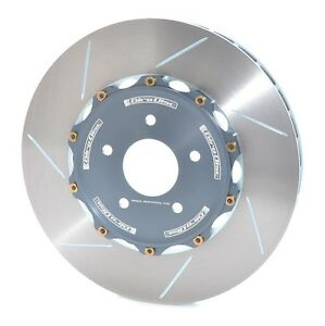 Girodisc Front 2pc Floating Rotors For 2011 Mustang Gt With Brembo Upgrade