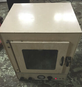 Fisher Scientific Model 48 Vacuum Oven 115v