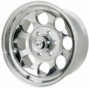 17 X9 Mickey Thompson Classic Ii Aluminum Wheels Toyota Only 1 Set Left