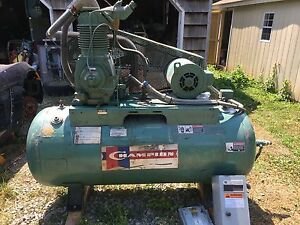Champion Air Compressor Hra15 12 15 Hp 3 Phase 230v
