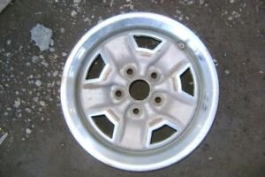 Wheel 13x5 1 2 Steel Rally Fits 82 86 Firenza 61274