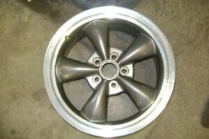 Wheel 17x8 5 Spoke Gt With Exposed Lug Nuts Fits 94 04 Mustang 105477