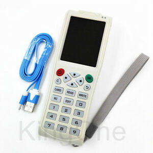 Full Decode Function Smart Card Key Rfid Nfc Ic Id Reader writer copier Icopy 3