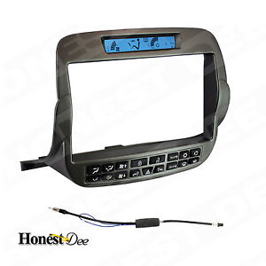 99 3010s Single Double Din Radio Install Dash Kit For Camaro Car Stereo Mount