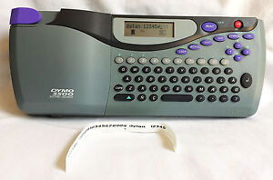 Esselte Dymo 5500 Electronic Label Maker