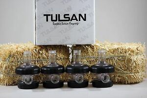 Milk Cluster Valve For Goat Sheep 4 Pcs By Tulsan