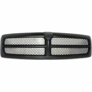 New 1999 2002 Grille Front For Dodge Ram 1500 2500 3500 Ch1200245