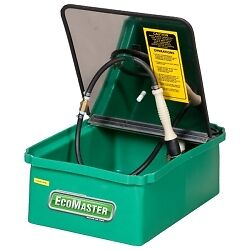 Fountain Industries Em5 Ecomaster Non Heated Bench Top Parts Washer
