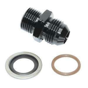Protec Fuel Systems M18x1 5 To An 8 Adapter Kit Bosch 044 Pump Fitting