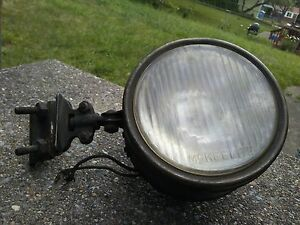 Antique Vintage Ford Truck Mckeelite Head Light Assembly