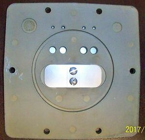 Thomas Air Compressor Valve Plate 656076 504