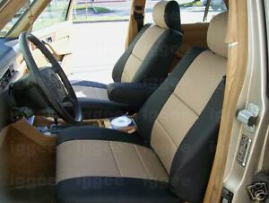 Mercedes Benz 300ce Coupe 1985 1996 Iggee S leather Custom Seat Cover 13 Colors