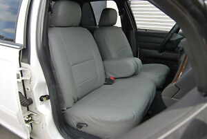 Ford Crown Victoria 1998 2011 Custom Fit Seat Covers 13 Colors Available