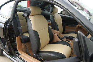 Ford Mustang 1994 2004 Iggee S Leather Custom Fit Seat Cover 13colors Available