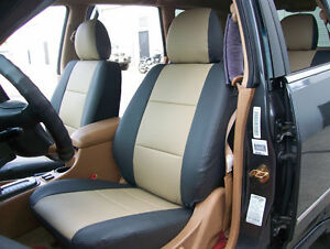 Ford Escape 2005 2011 Iggee S leather Custom Seat Cover 13colors Available