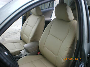 Toyota Rav4 2001 2005 Iggee S leather Custom Fit Seat Cover 13colors Available
