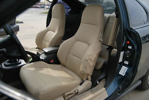Honda Prelude 1992 1996 Iggee S Leather Custom Fit Seat Cover 13colors Available