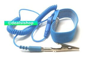 Anti static Wrist Band Strap Discharge Grounding Wire Esd Prevents Static Shock