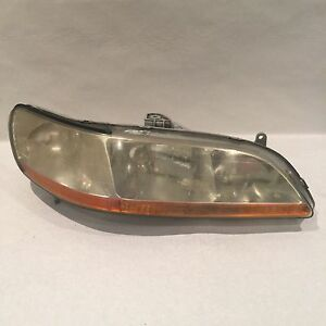 Honda Accord Headlight Right Side 1998 1999 2000 2001 2002 Sedan Regular Oem