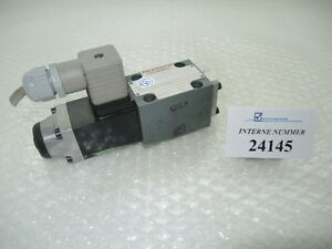 3 2 Way Valve Rexroth No 3we 6 A53 ag24nz4 Engel Injection Moulding Machines