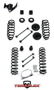 Teraflex 3 Base Suspension Lift Kit For 07 18 Jeep Wrangler Jk 4 Door 1151200