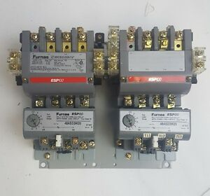 Furnas Esp100 Overload Relay With Phase Loss Circuit 30cs 32a1v 48asd320 Used